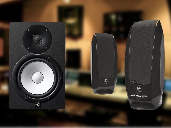 Monitores de referência X Caixas de som